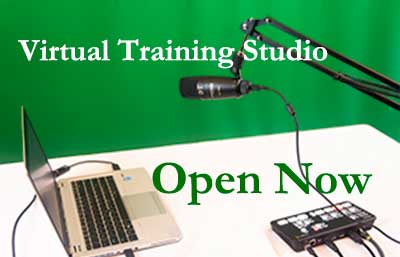 virtual training studio